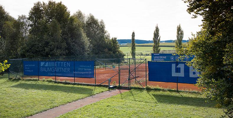 Tennis in Krumbach - Freiplätze